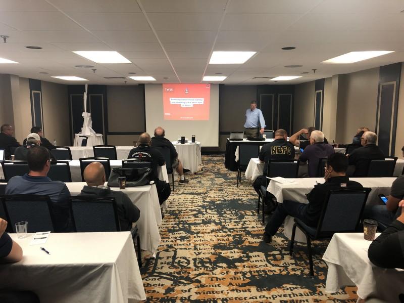 Massachusetts Association of Hazardous Materials Technicians 2019 Annual Training Conference