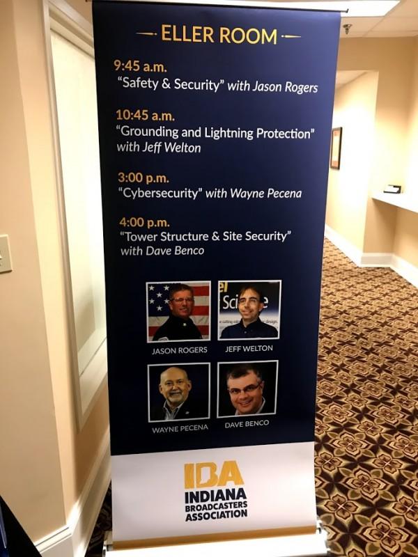 IBA Featured Speaker 2018