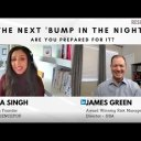 Are you prepared for the next 'Bump in the night?⚡️ ?' James Green on the RESILIENCEPOD